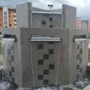 Fontana u restoranu Al parco Sarajevo