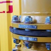 Kontejnerska gasna regulaciono mjerna stanica