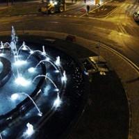 Fontana na ulazu GGM kod stacionara Zenica